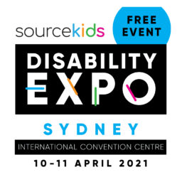 Exhibiting at Source Kids Disability Expo, Sydney